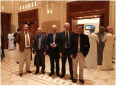 ICIS share knowledge in Oman
